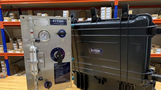 FITOK Closed Loop Sample Systems