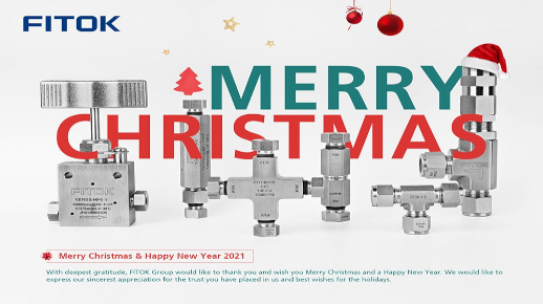 Merry Christmas from NVFCL and FITOK