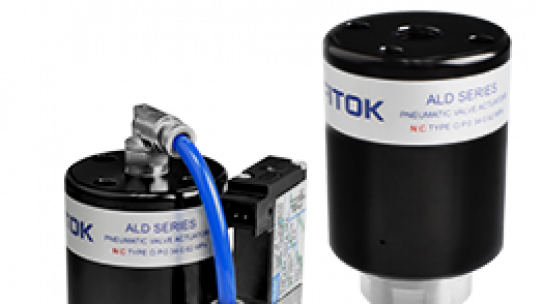 Semiconductor Application – FITOK ALD Series Atomic Layer Deposition Diaphragm Valves